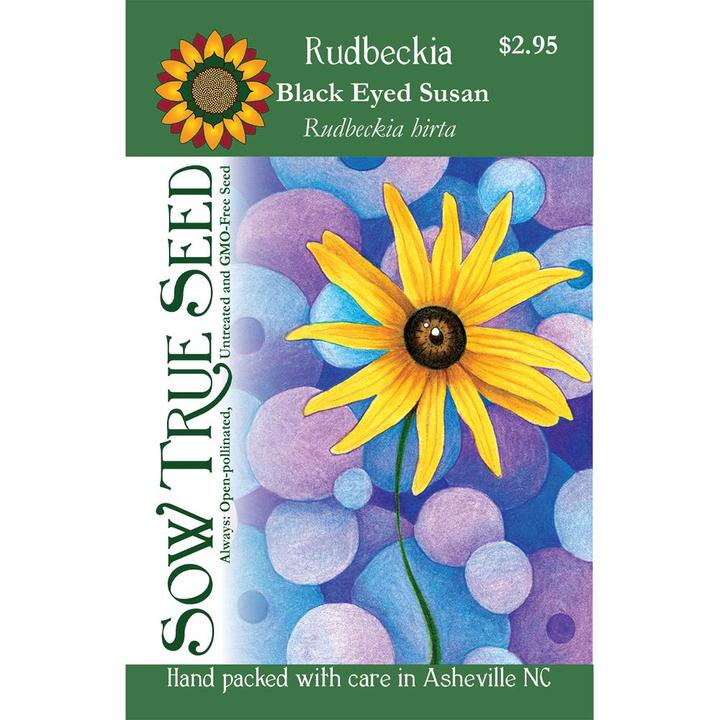 Black-eyed-susan Illustration